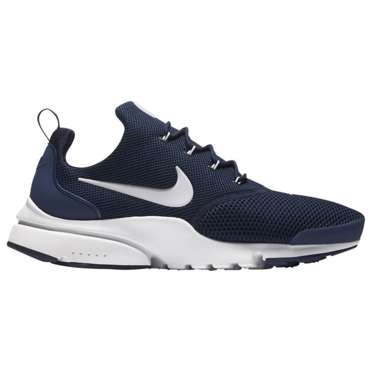 나이키 남자 스니커즈 런닝화 Nike Presto Fly - Men's - Running - Shoes - Midnight Navy/Midnight Navy/White