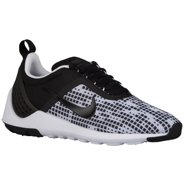 나이키 남자 스니커즈 런닝화 Nike Lunarestoa 2 - Men's - Running - Shoes - White/Black