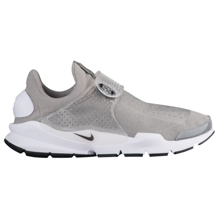 나이키 남자 스니커즈 런닝화 Nike Sock Dart - Men's - Running - Shoes - Medium Grey/Black/White