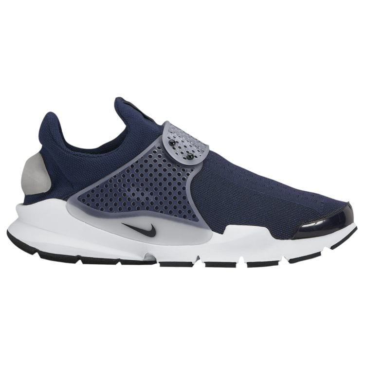 나이키 남자 스니커즈 런닝화 Nike Sock Dart - Men's - Running - Shoes - Midnight Navy/Black/Medium Grey/White