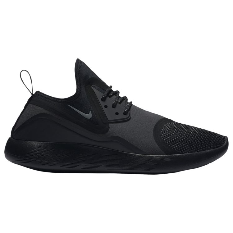 나이키 남자 스니커즈 런닝화 Nike Lunarcharge - Men's - Running - Shoes - Black/Dark Grey/Black/Volt