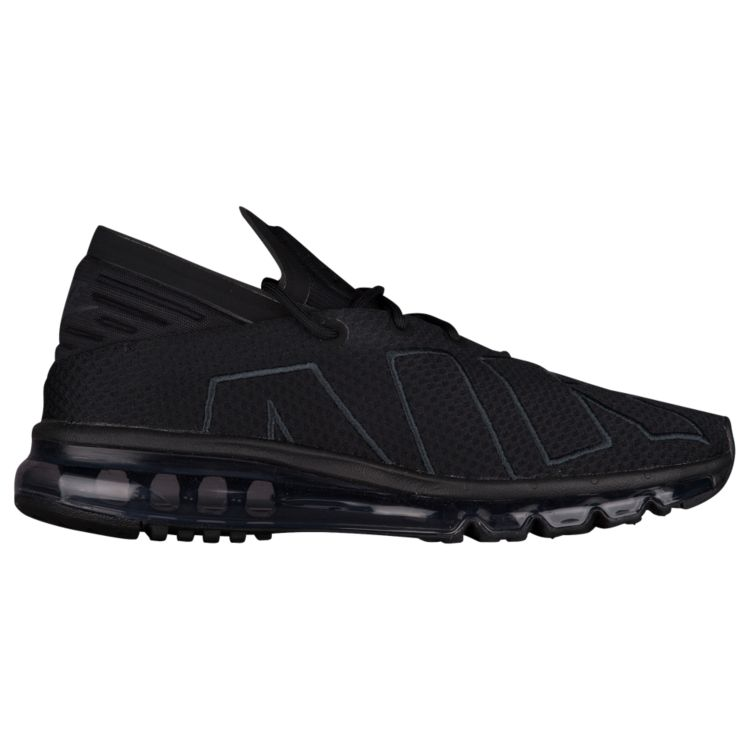 나이키 남자 스니커즈 런닝화 Nike Air Max Flair - Men's - Running - Shoes - Black/Anthracite