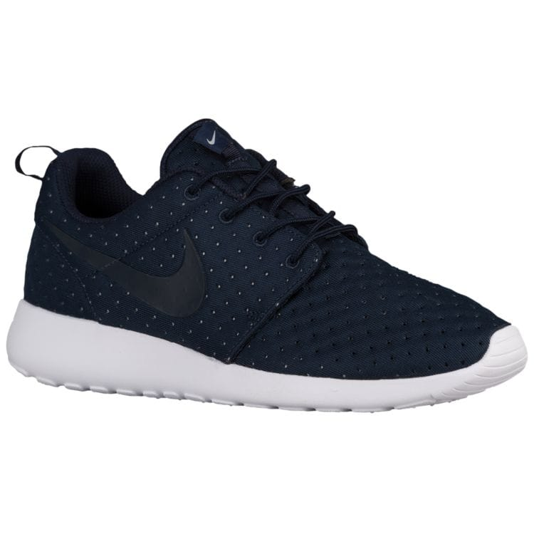 나이키 남자 스니커즈 런닝화 Nike Roshe One - Men's - Running - Shoes - Obsidian/Obsidian/Wolf Grey