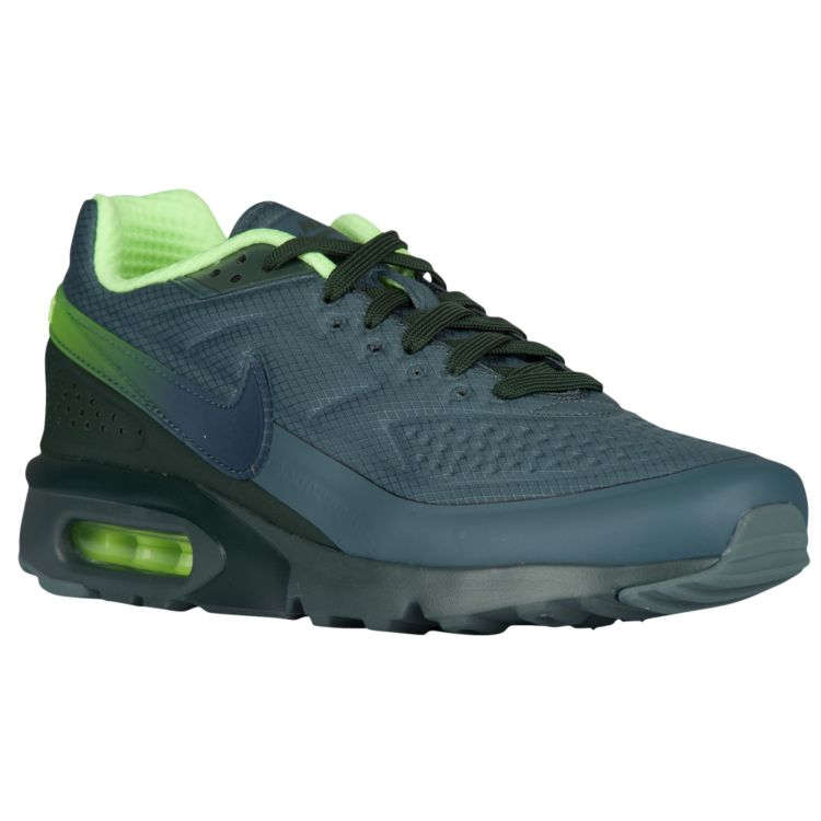 나이키 남자 스니커즈 런닝화 Nike Air Max BW Ultra - Men's - Running - Shoes - Hasta/Ghost Green/Grove Green/Hasta
