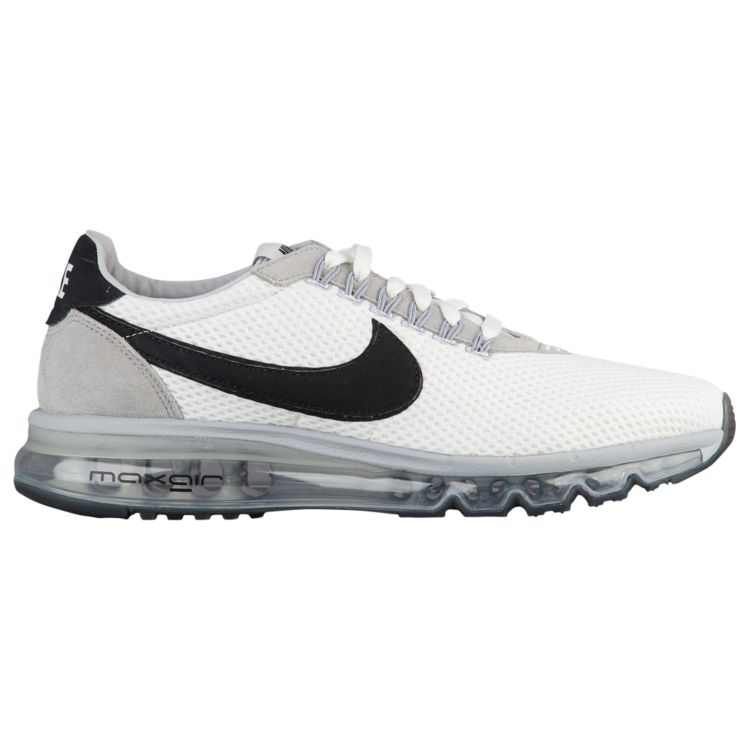 나이키 남자 스니커즈 런닝화 Nike Air Max LD Zero - Men's - Running - Shoes - Summit White/Black/Wolf Grey