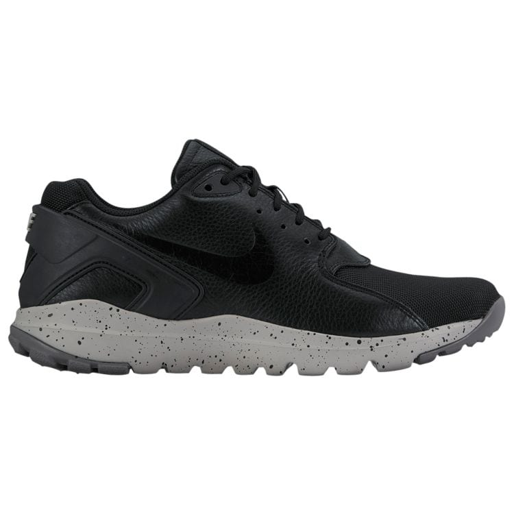 나이키 남자 스니커즈 부츠 하이탑 Nike Koth Ultra Low - Men's - Casual - Shoes - Black/Matte Silver/Black