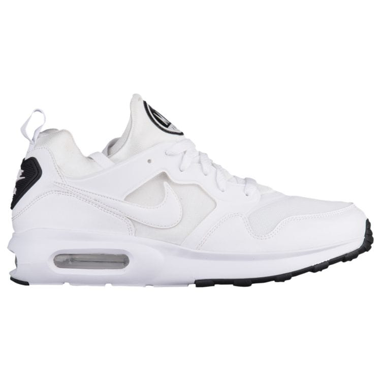 나이키 남자 스니커즈 런닝화 Nike Air Max Prime - Men's - Running - Shoes - White/White/Pure Platinum/Black