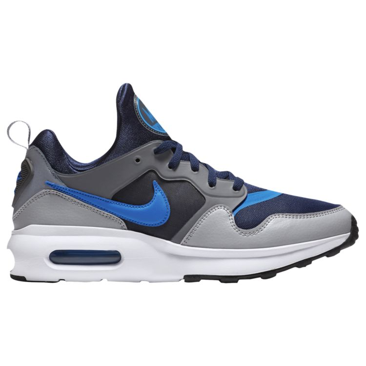 나이키 남자 스니커즈 런닝화 Nike Air Max Prime - Men's - Running - Shoes - Midnight Navy/Photo Blue/Cool Grey