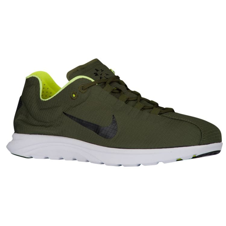 나이키 남자 스니커즈 런닝화 Nike Mayfly Lite - Men's - Running - Shoes - Legion Green/Volt/White/Black