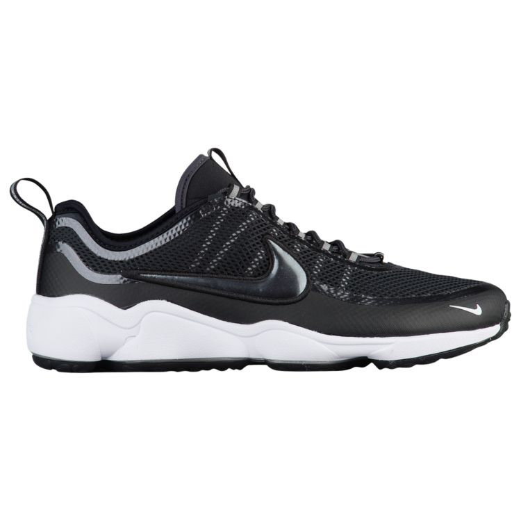 나이키 남자 스니커즈 런닝화 Nike Zoom Spiridon Ultra - Men's - Running - Shoes - Black/Metallic Hematite/White