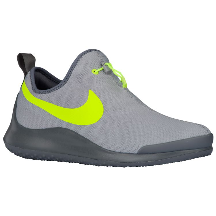 나이키 남자 스니커즈 런닝화 Nike Aptare - Men's - Running - Shoes - Wolf Grey/Cool Grey/Volt