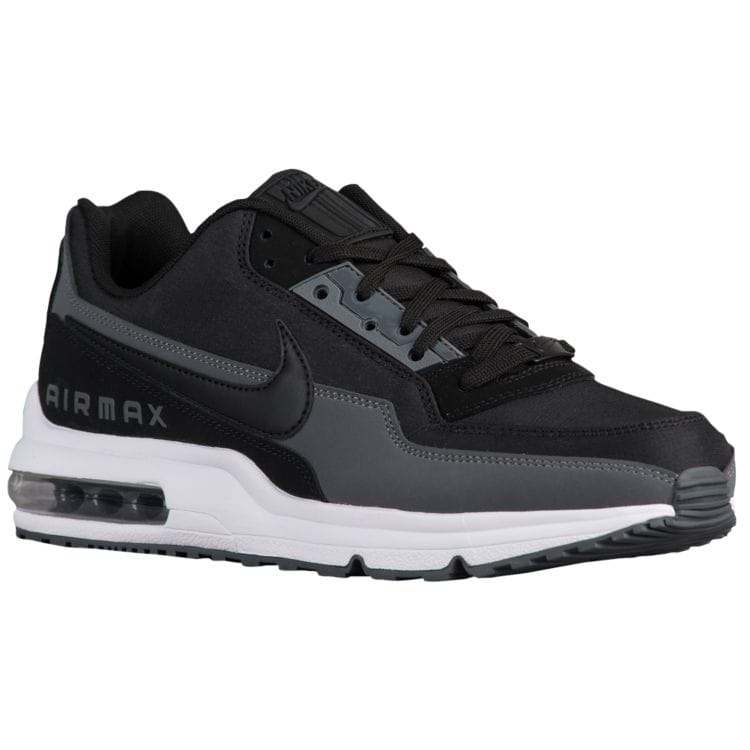 나이키 남자 스니커즈 런닝화 Nike Air Max LTD - Men's - Running - Shoes - Black/Dark Grey/Black