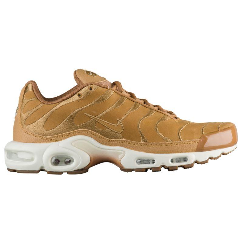 나이키 남자 캐주얼 스니커즈 런닝화 Nike Air Max Plus - Men's - Running - Shoes - Flax/Flax/Sail
